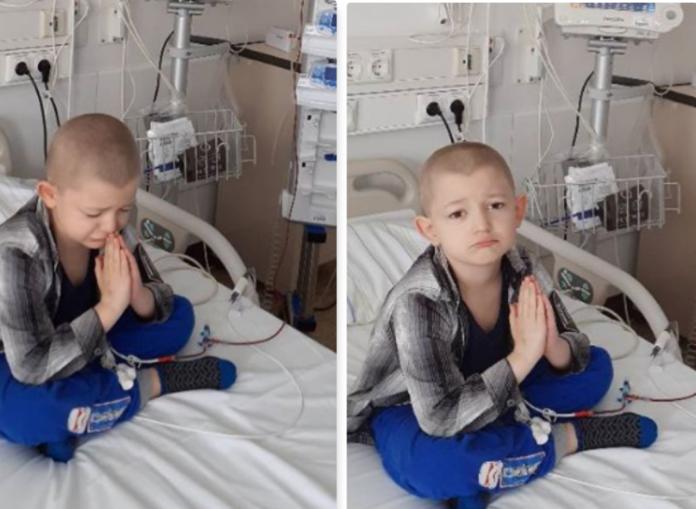 Vogëlushi nga Peja ka nevojë për ndihmën tuaj, i duhen 83 mijë euro për shërim