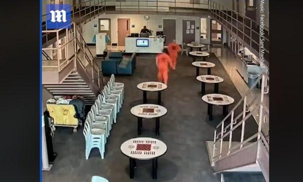 Pësoi sulm në zemër: Të burgosurit ia shpëtojnë jetën gardianit të burgut