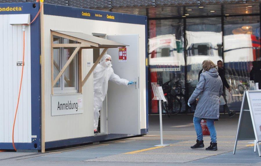Në Zvicër regjistrohen 234 raste të reja me koronavirus