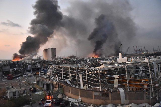 Lajm i mirë: Vajza gjendet e gjallë pas 24 orëve nën rrënoja në Bejrut