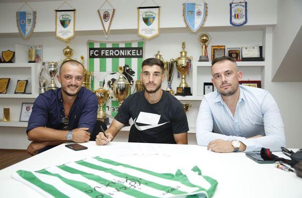 Zyrtare: Feronikeli nënshkruan me Bedri Grecën