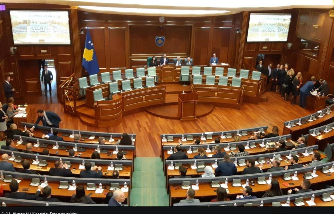 Kuvendi voton në shqyrtim të parë projektligjin për luftimin e koronavirusit