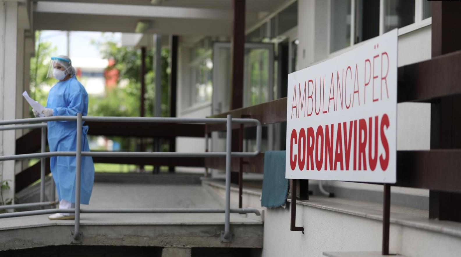 Vdesin dy pacientë në Spitalin e Gjilanit, njëri ishte i konfirmuar me COVID-19