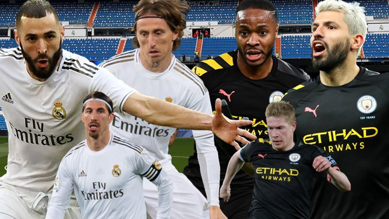 Legjenda Manuel Sanchis: Real Madridi është favorit ndaj Man Cityt