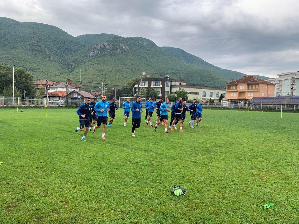 Shtatë anëtarë të FC Prishtinës rezultojnë pozitivë në COVID-19