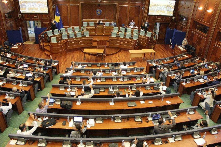 Deputetët votojnë në parim plotësim ndryshimin e Ligjit për Përgjegjësitë Disiplinore të Gjyqtarëve dhe Prokurorëve