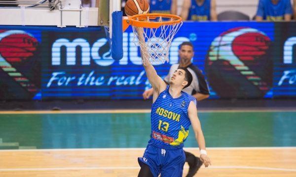 Basketbollisti kosovar nënshkruan me klubin britanik