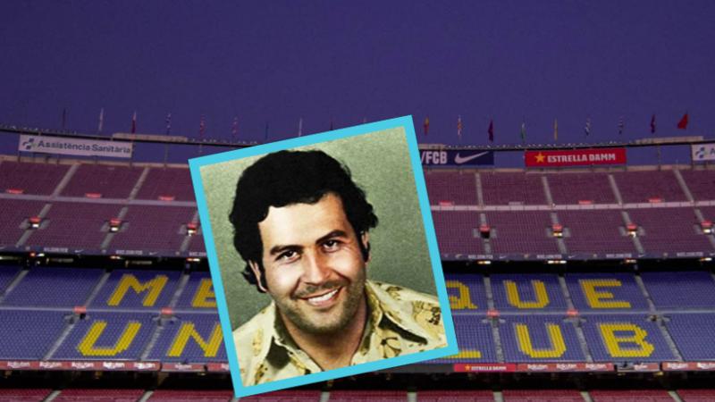 Historia e rrëmbimit të ish-trajnerit të Barcelonës nga Pablo Escobar, ja çfarë ndodhi