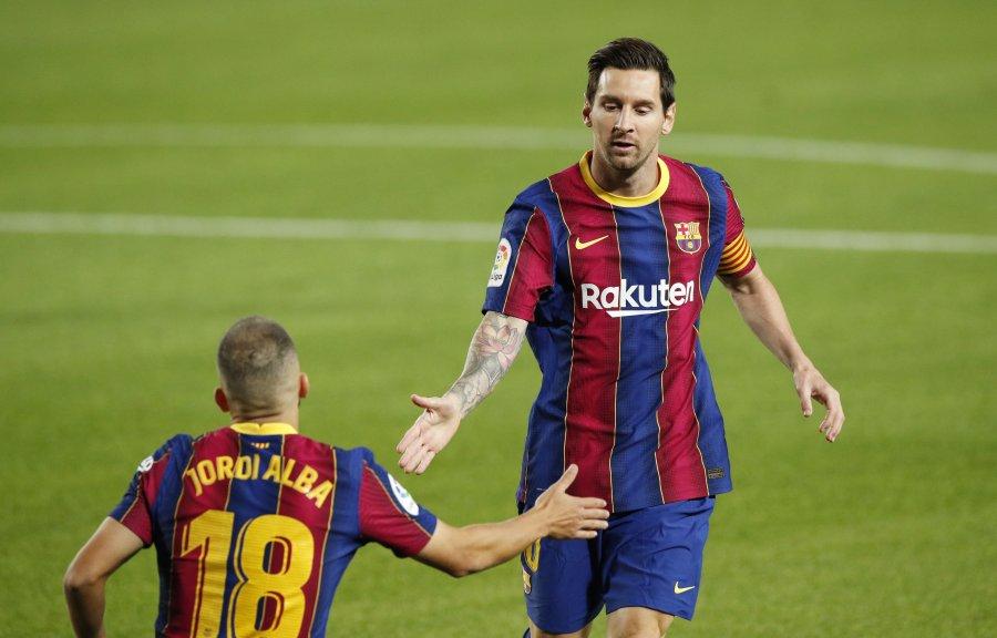 Messi lojtari i katërt në histori të La Ligas që shënon gola në 17 edicione rresht