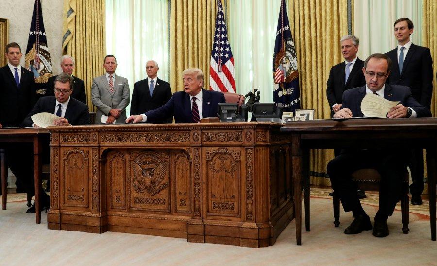 Kosova në top prioritetet e administratës Trump