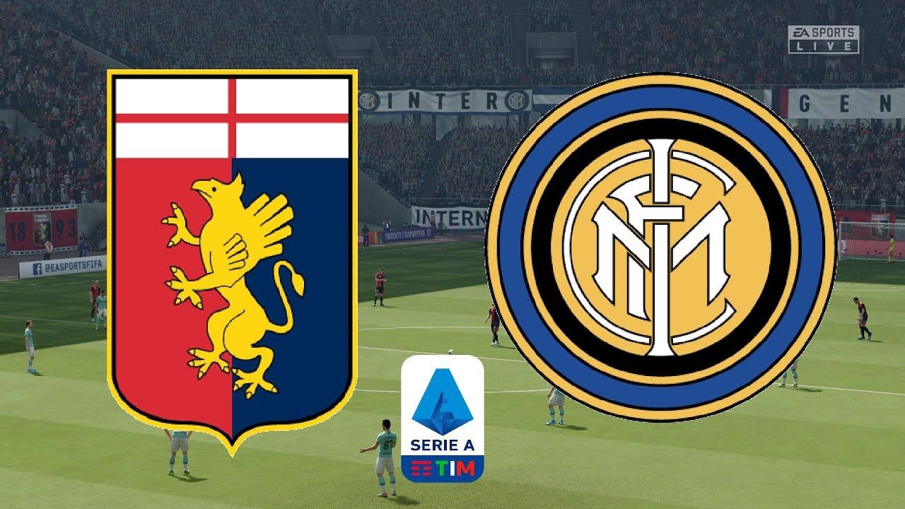 Formacionet zyrtare: Genoa – Inter