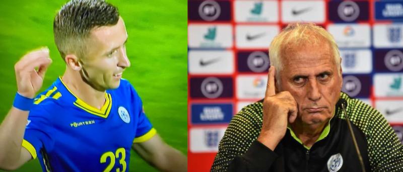 Bernard Berisha: Nga ndeshja me Greqinë nuk jam kontaktuar nga stafi i Kosovës