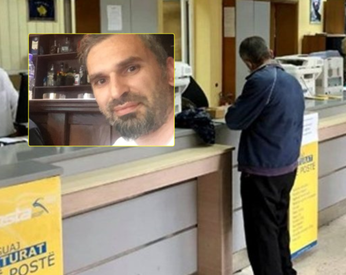 Ky është punëtori i Postës që dyshohet se i vodhi ndihmat sociale në Gjilan