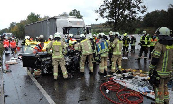 E dhimbshme: tre anëtarë të familjes kosovare humbin jetën në një aksident në Gjermani