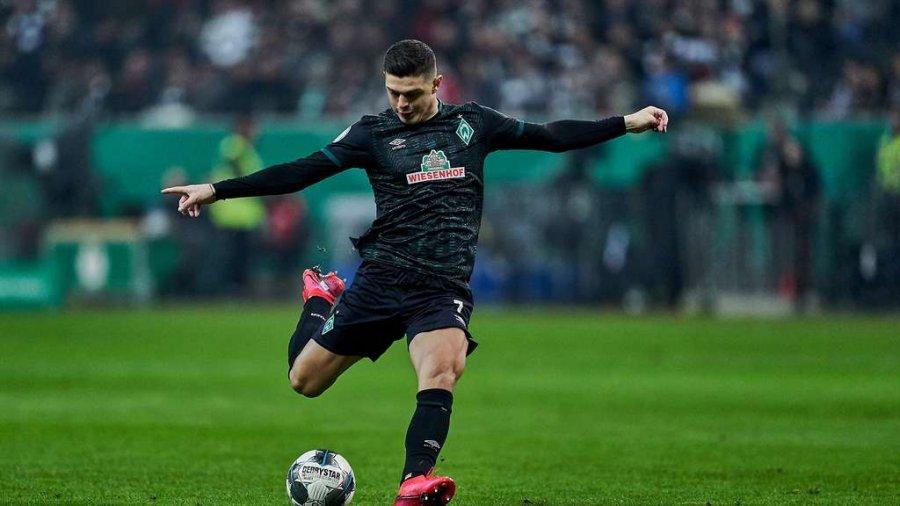 Rashica mund të luajë të shtunën ndaj Freiburgut