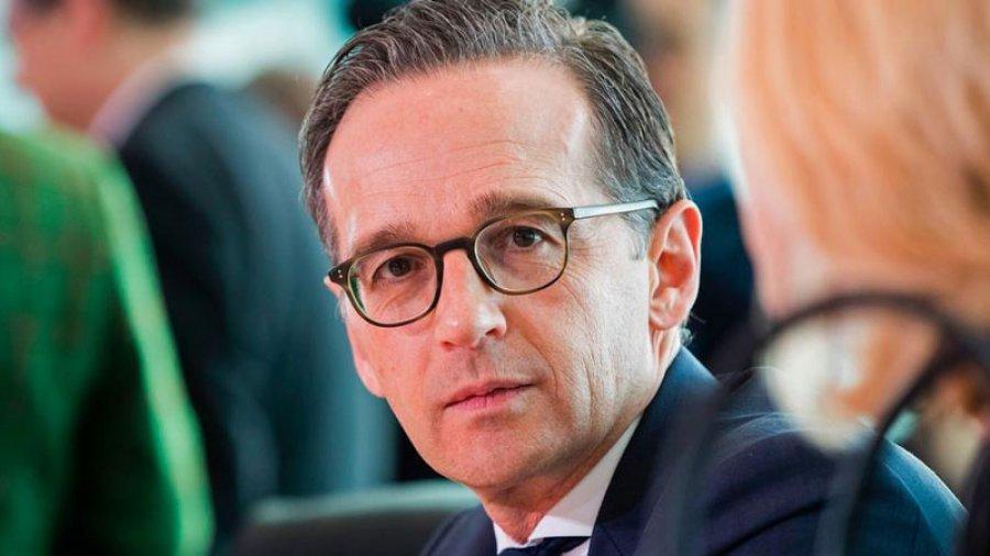 Maas: Administrata Biden pritet ta përmbyll marrëveshjen Kosovë-Serbi