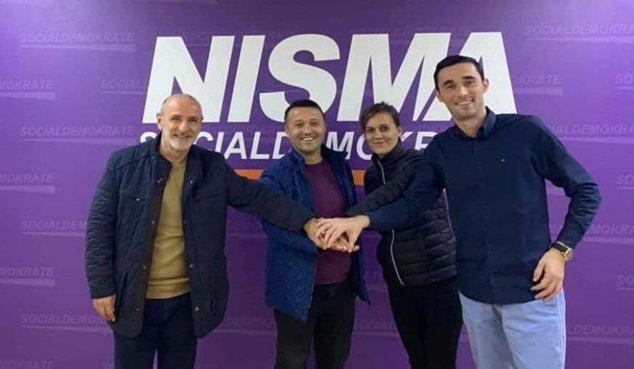 Veton Berisha i bashkohet grupit parlamentar Nisma