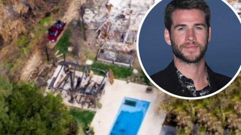 Liam Hemsworth shet pronën në Malibu, e cila u dogj në vitin 2018 nga zjarri 'Woolsey'