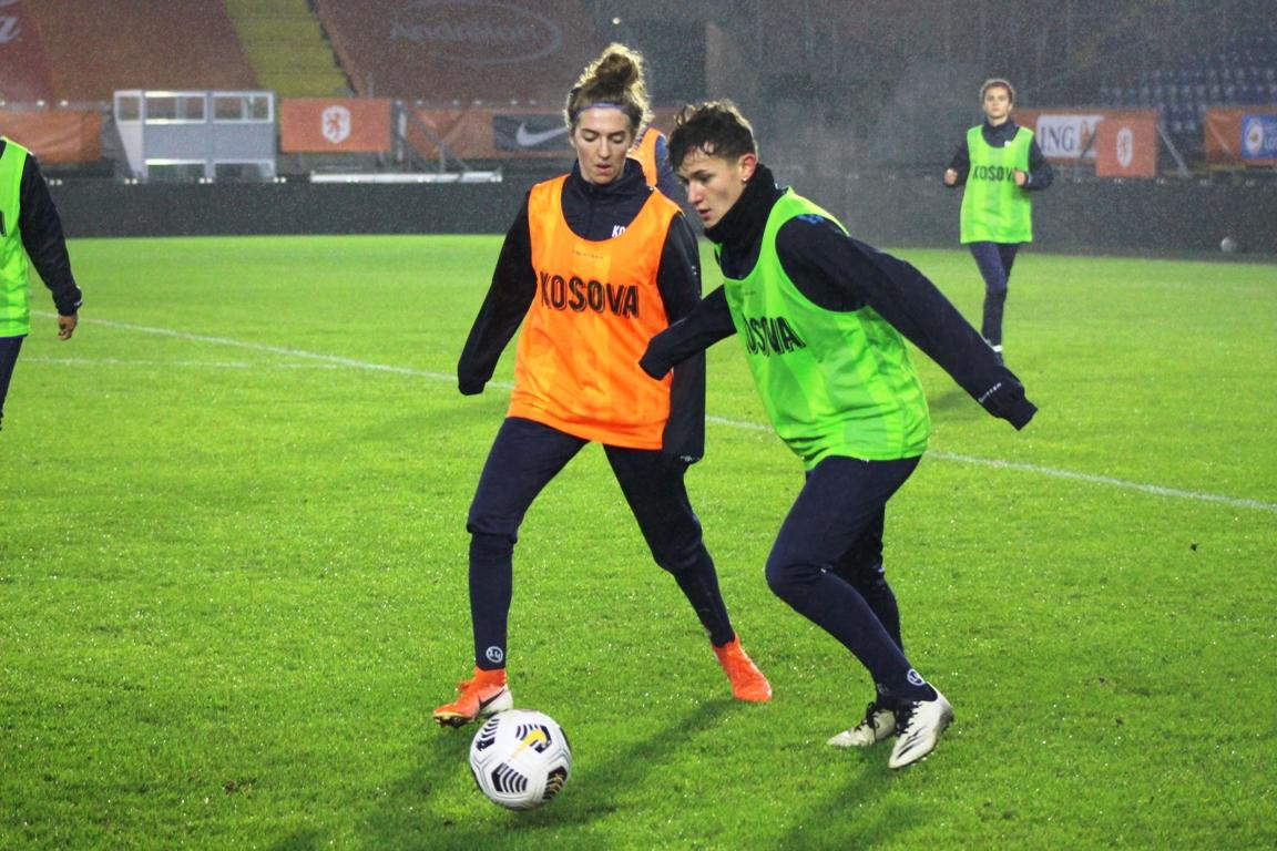 Dardanet mëtojnë paraqitje dinjitoze përballë Holandës