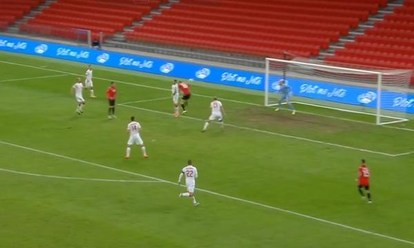 Shqipëria është e madhe, gol fantastik nga Cikalleshi