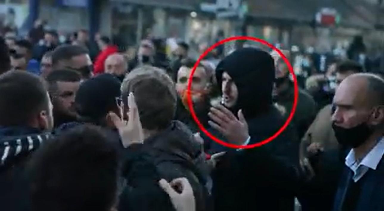 Ky është polici të cilin VV e akuzon se e provokoi incidentin me aktivistat e LDK
