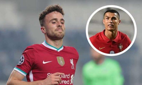 Jota parashikohet të jetë pasardhës i Ronaldos?