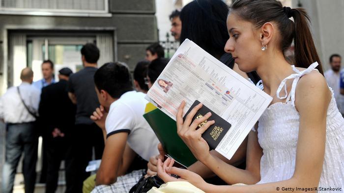 Nga kjo datë Gjermania lejon aplikimin e vizave për kosovarët