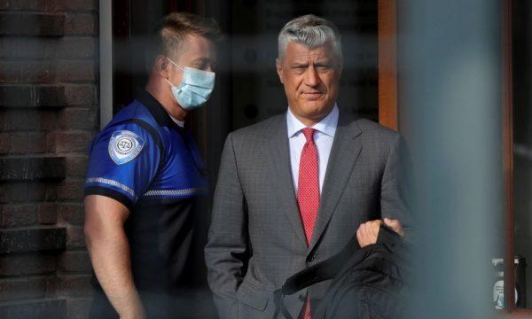 'Hashim Thaçi do të kthehet në Kosovë në muajin prill'