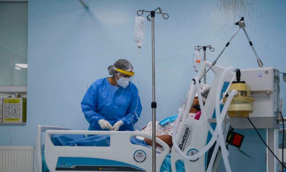 ShSKUK: 113 pacientë në trajtim nga COVID-19