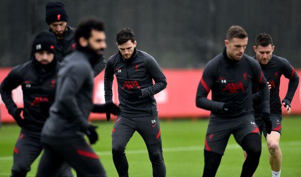 Klopp me probleme për ndeshjen ndaj Man United, mungesë dy lojtarë