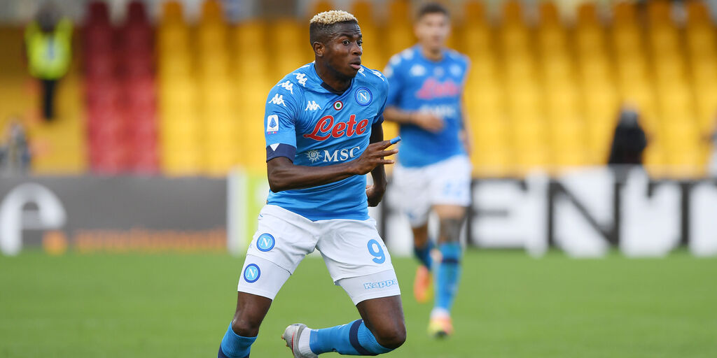 E konfirmon Napoli, Osimhen vazhdon të jetë pozitiv me COVID-19