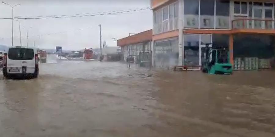 Si pasojë e vërshimeve, dy lokalitete në Lipjan tash e 4 ditë janë pa ujë të pijshëm