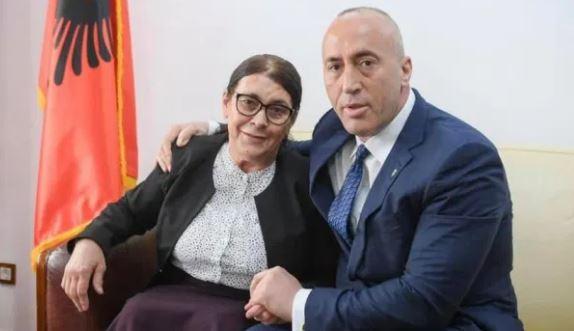 Nëna e ish-kryeministrit Haradinaj shtrihet në spital