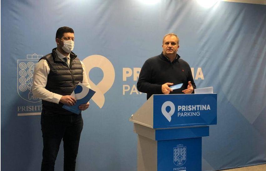Nga nesër nis zbatimi i pagesës për makinat e parkuara në rrugë në Prishtinë