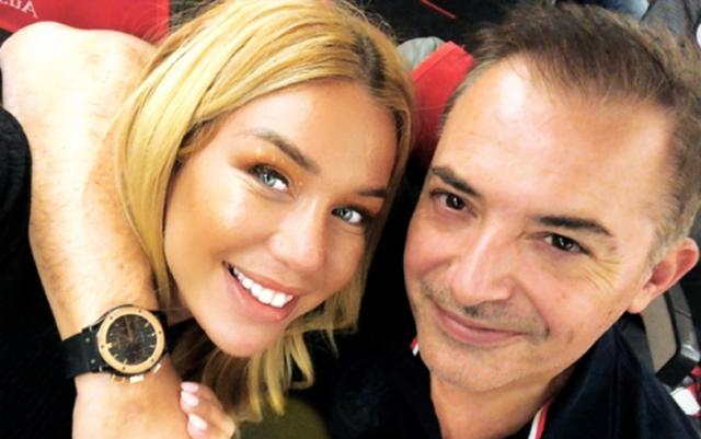 Si rrallëherë, Adelina Tahiri publikon imazhe me bashkëshortin