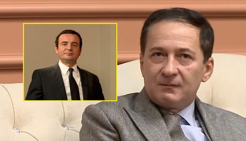 Arjan Konomi me lot në sy tregon si e strehoi Albin Kurti në një familje në Prishtinë gjatë luftës