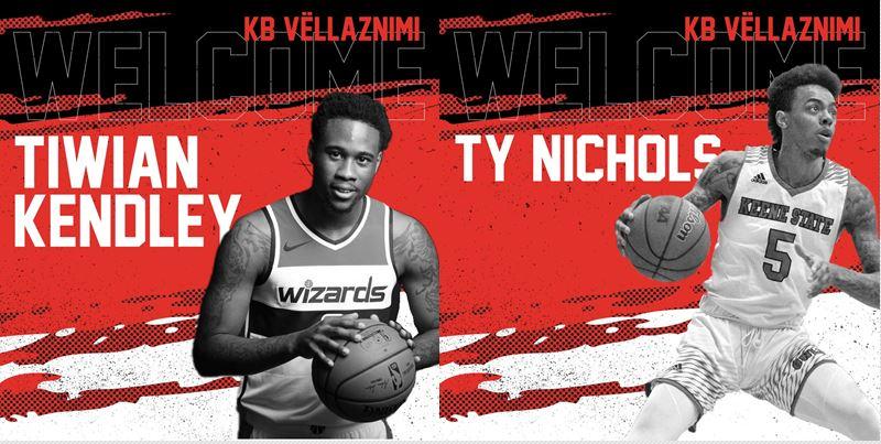 ZYRTARE: KB Vëllaznimi transferon dy basketbollistë