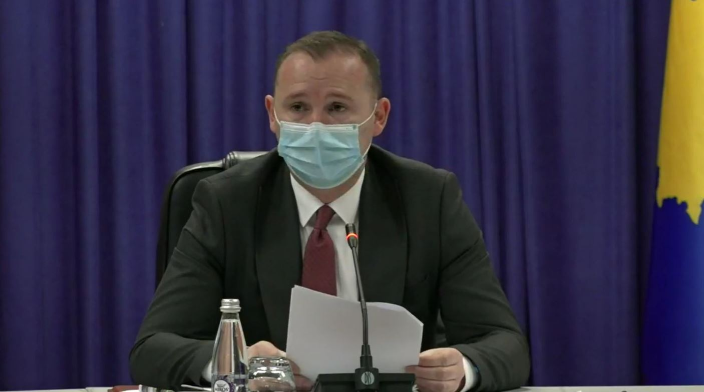 Pas raportimit për vaksinat, Armend Zemaj konfirmon se është ftuar nga policia