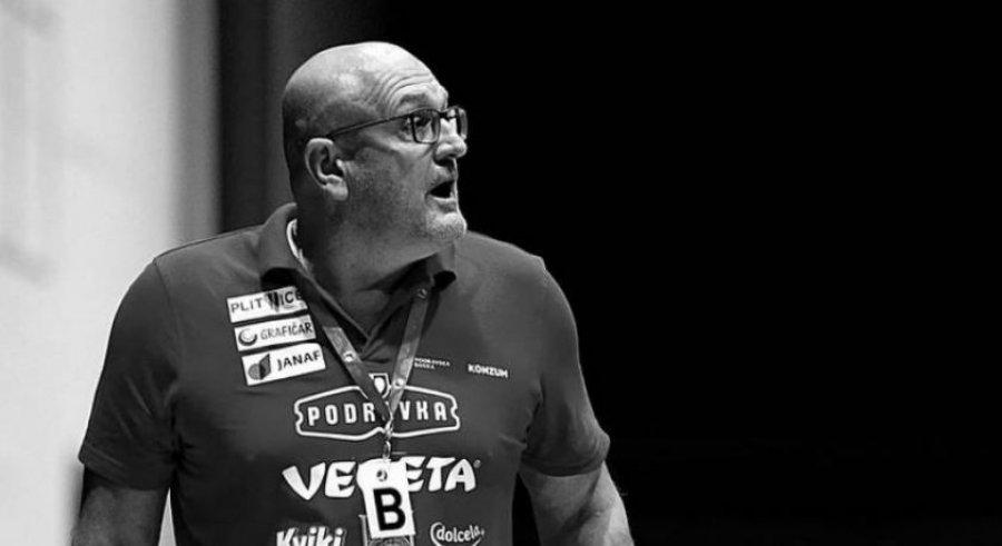 Trajneri kroat vdes në moshën 60-vjeçare, pas fitores në derbi