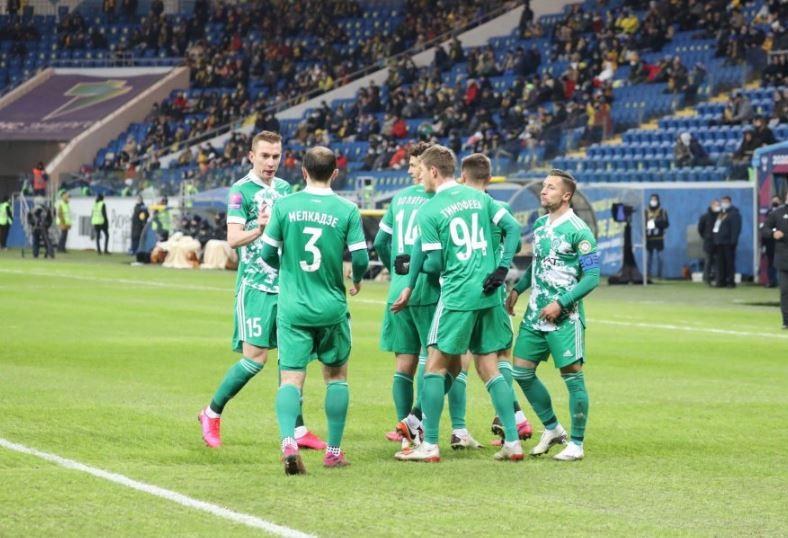 Berisha kualifikon Akhmat Groznyn në çerekfinale të Kupës së Rusisë