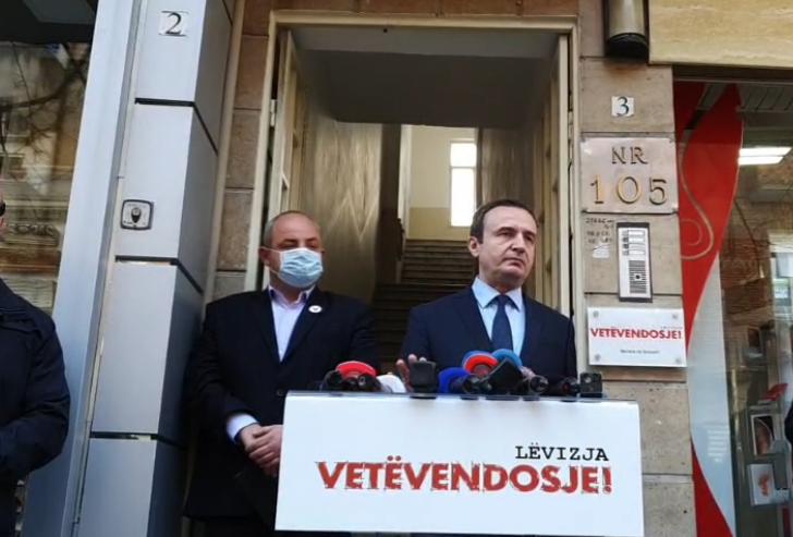 Kurti paralajmëron transformim të sistemit të Drejtësisë në Kosovë: Duam gjykata normale, jo speciale
