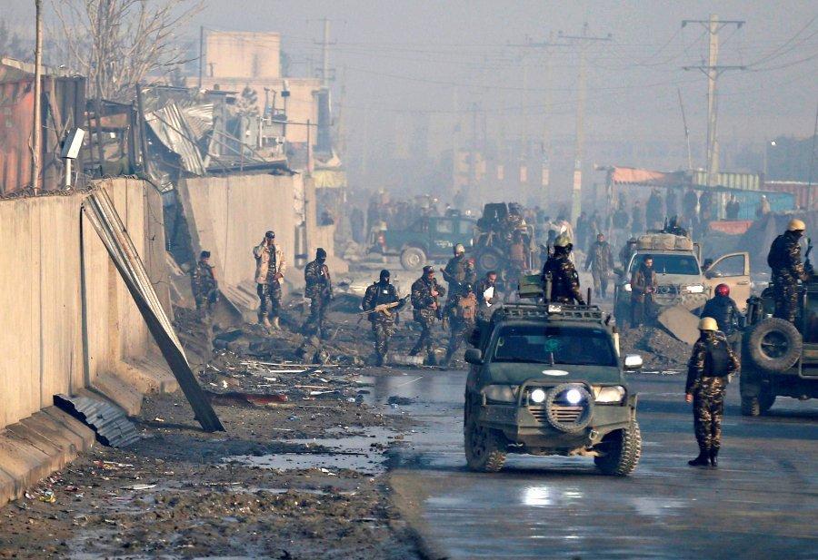 Afganistani ndodhet në prag të një lufte tjetër civile