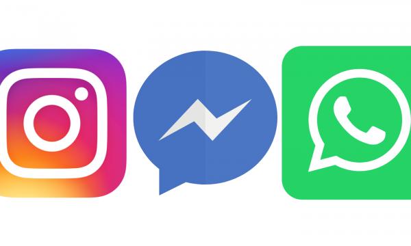 Instagram, WhatsApp dhe Messenger dalin jashtë përdorimit