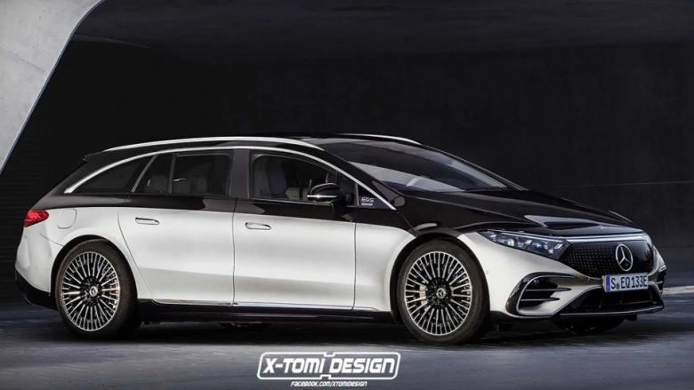 A do të jetë ky Mercedes i radhës nga gjiganti gjerman?