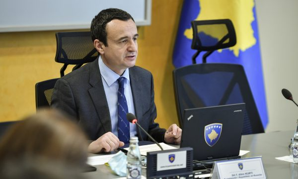 Kurti kishte premtuar ndërtimin e aksit rrugor Gjakovë-Shkodër, nuk përfshihet në Programin e Qeverisë 2021-2025