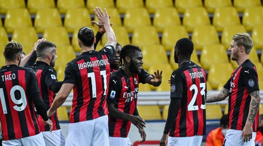 Milani shënon fitore në udhëtim te Parma
