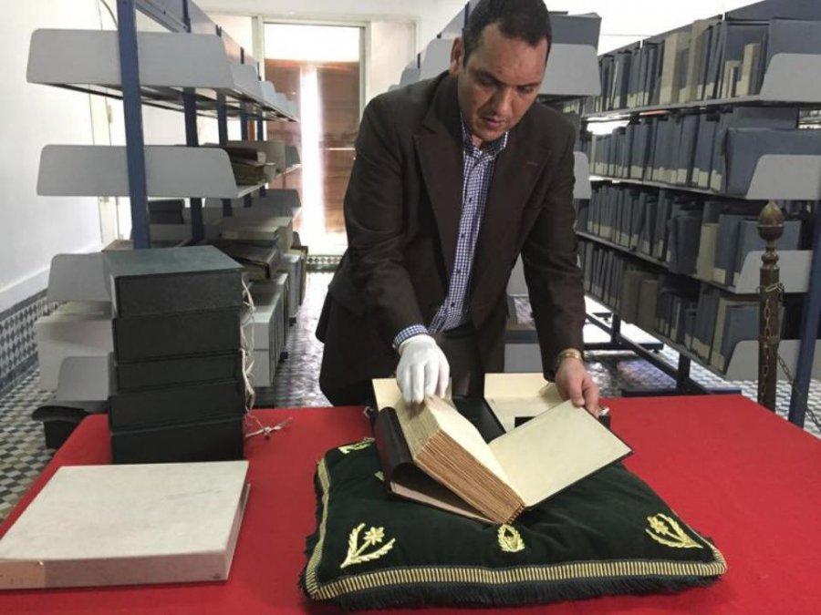 Biblioteka më e vjetër në botë ku gjendet edhe Kurani i shkruar në lëkurën e devesë