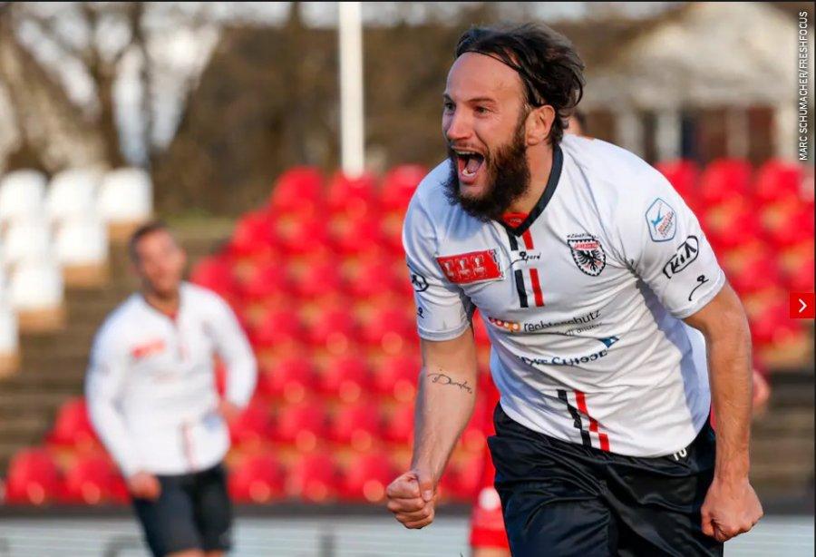 Gashi shënon gol, Aarau në gjysmëfinale të Kupës