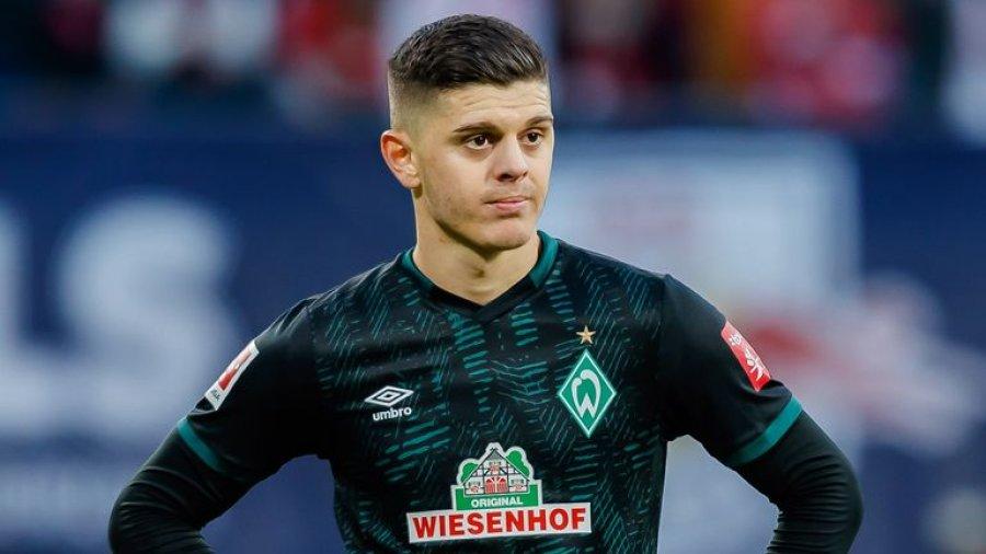Werderi do ta zëvendësojë Rashicën me një kosovar tjetër, Hakshabanoviqin