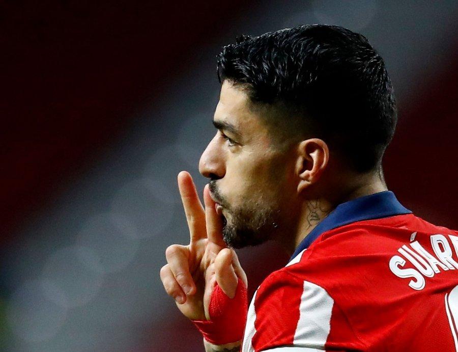 Suarezi kërkon të kthehet në Premier League